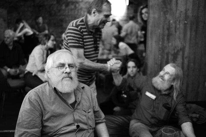 Z předání Ceny RR Janu Lopatkovi / fotoreportáže | foto © Karel Cudlín