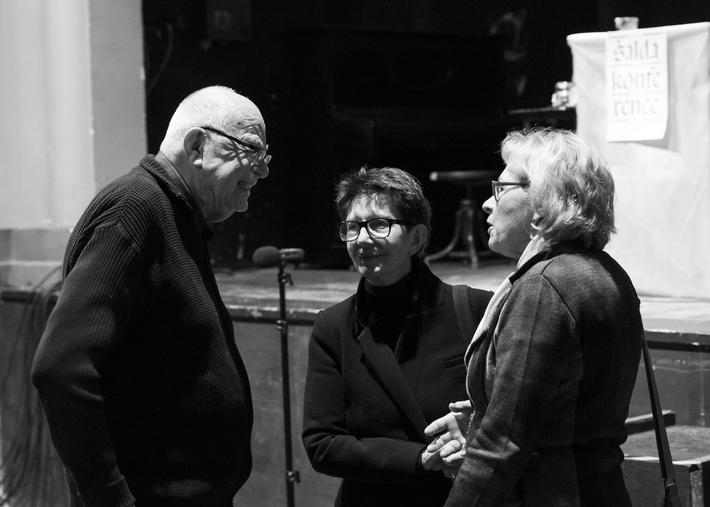K výročí 150 let od narození F. X. Šaldy (ohlédnutí za konferencí FXŠ MMXVII – úvodní reč Terezie Pokorné a fotografie Ondřeje Přibyla | Foto © Ondřej Přibyl, 2017