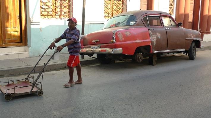 Vozejčky | Santiago de Cuba