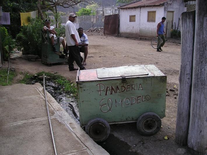 Vozejčky | El Cobre