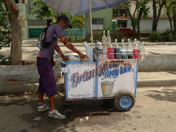 Vozejčky | Las Tunas
