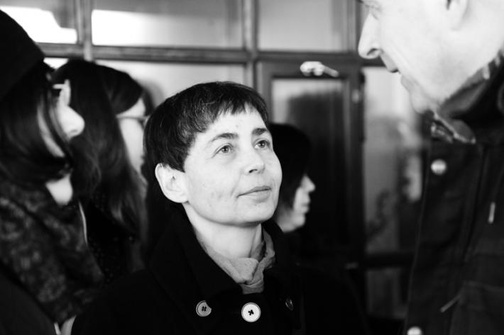 Viktor Karlík a ruce básníků | foto Petr Horčička