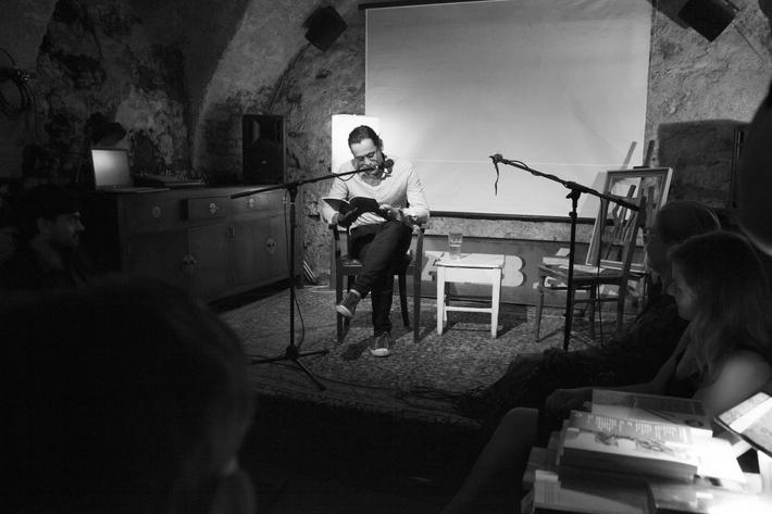 Z RR večera v Míšeňské / fotoreportáž  | foto © Anna-Marie Berdychová