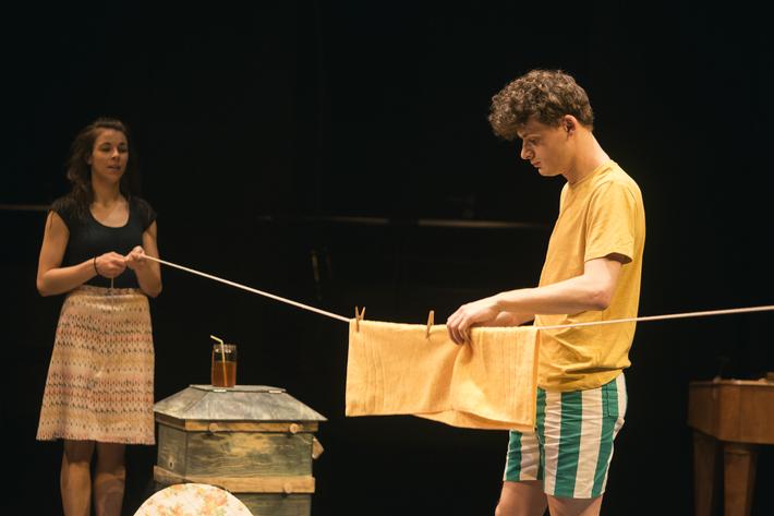 Zvědavé divadlo | Zápisky z volných chvil, foto © Jakub Linhart a Jakub Barvínek