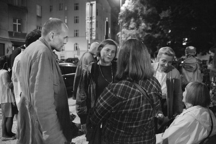Fotoreportáž z Večera RR v Liberálu