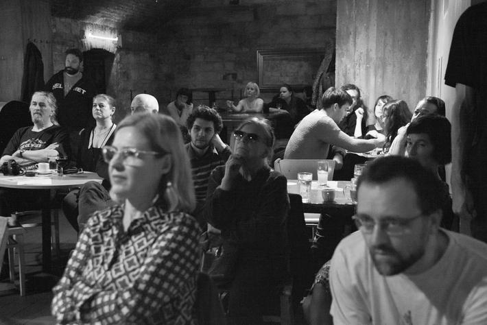Fotografie z Konference Stankovič a Večera RR | foto Anna-Marie Berdychová