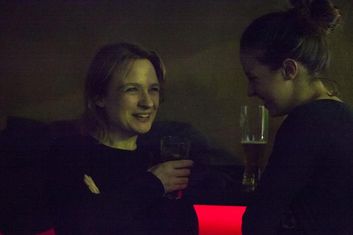 Za Večerem RR v Roxy / fotoreportáže | Foto © Anna-Marie Berdychová, 2017