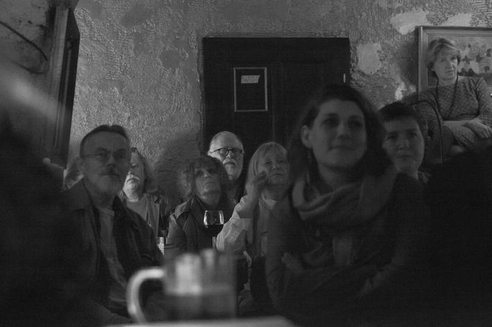 Říjnový Večer RR v Míšeňské / fotoreportáž  | foto © Anna-Marie Berdychová