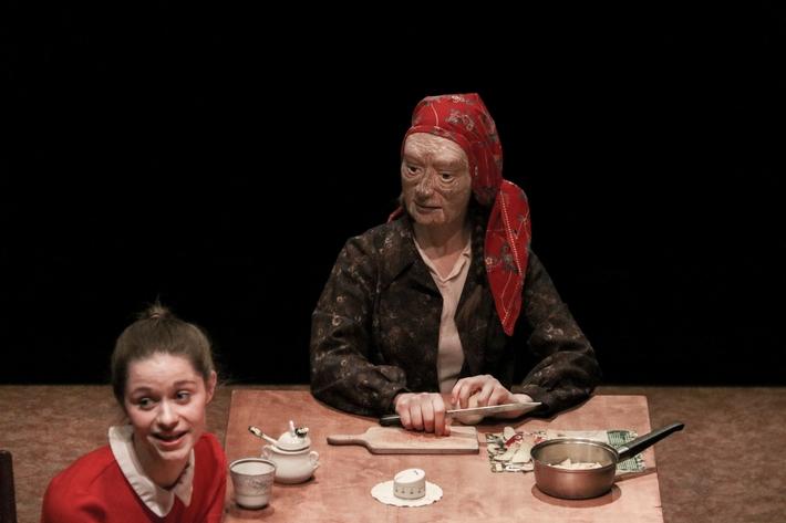 Zvědavé divadlo | Barunka is leaving, foto © Kajetán Tvrdík