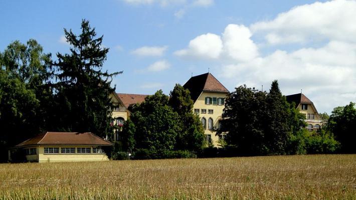 Z korespondence Dr. Hirsche, II. – Schizofrenik z Waldau     Bern Waldau– Alte Klinik