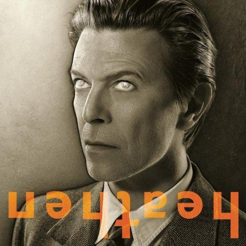 Škrtni, co se nehodí!  (David Bowie / Jonathan Barnbrook – The Next Day) | David Bowie, Heathen (2002)