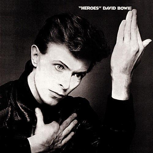 Škrtni, co se nehodí!  (David Bowie / Jonathan Barnbrook – The Next Day) | David Bowie, Heroes (1977)