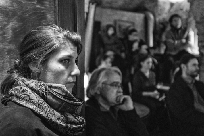 Dva RR večery v Míšeňské / fotoreportáže  | Foto © Karel Cudlín, 2017