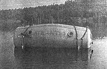 IV. V kesonu němý svědek | Ejpovická kabina je dodnes největší keson, který kdy byl u nás postaven a dán do provozu.