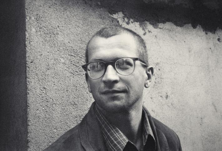 K nedožitým sedmdesátinám I. M. Jirouse (*23. září 1944) | I. M. Jirous po propuštění z prvního vězení, 1974, foto Ondřej Němec