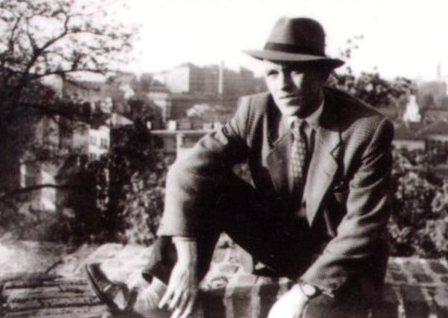 † 19. 7. 1963 Praha | Jan Hanč, 1953foto Eva Fuka