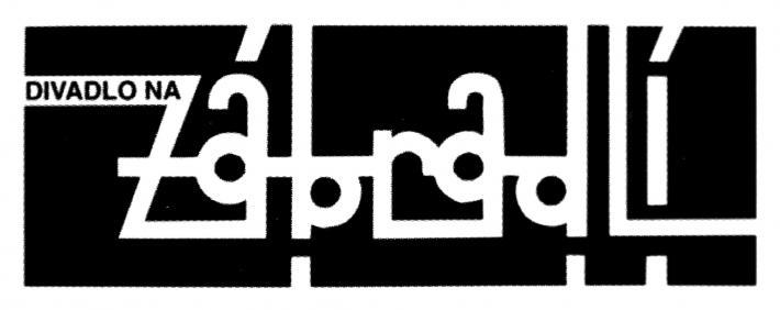 K jednomu konci a jednomu začátku (nové vedení Divadla Na zábradlí a Fárovo logo) | Libor Fára, logo Divadla Na zábradlí