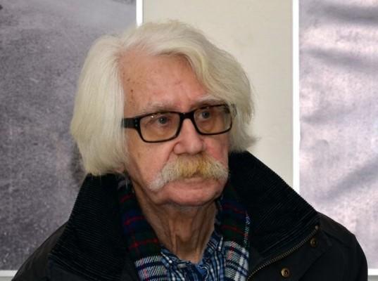 Tři/VIII.   Rudolf Němec, foto Jindřich Nosek