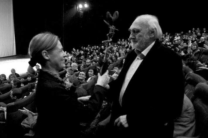 K nedožitým narozeninám Zbyňka Hejdy | Pocta Zbyňku Hejdovi, Nová scéna, 20. 2. 2010, foto Karel Cudlín
