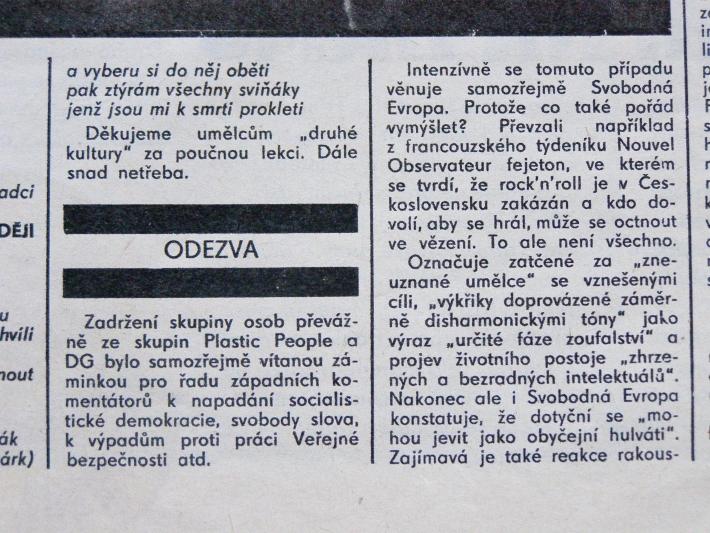 """Naši historici a """"poněkud zploštělý pohled"""" na každodenní život v ČSSR"""