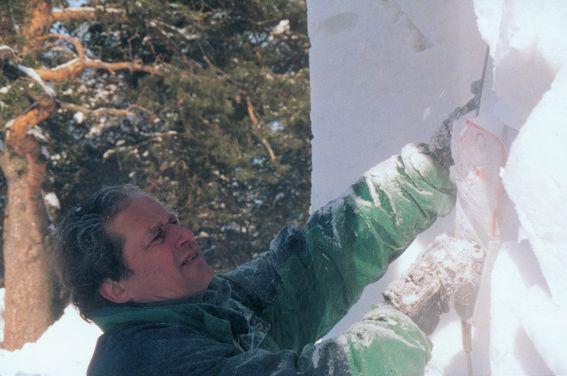 Led a sníh… | Petr Říha
