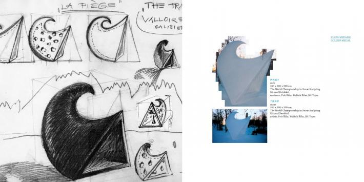 Led a sníh… | Past, 2000 (Led a sníh / Ice and Snow)