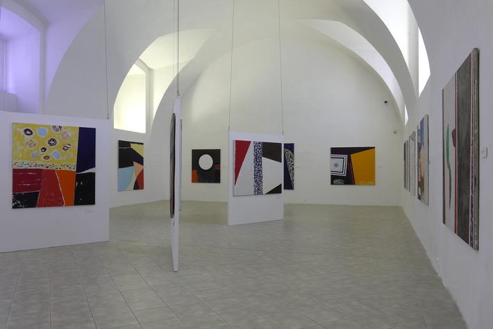 Za Alenou Potůčkovou | Výstava Ivan Ouhel: Tutti colori, 2013