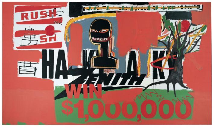 TŘI/III. | Warhol / Basquiat