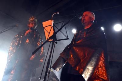 Laudatio při udělení Ceny Revolver Revue Josefu Žáčkovi, 16. října 2015 v Praze    foto Karel Cudlín