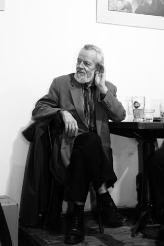 Fotoreportáž Petra Horčičky z uvedení Událostí Bohumila Doležala