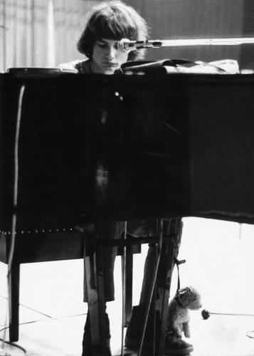Dva rozhovory v letní Revolver Revue | IX. pražské jazzové dny, Folimanka, 3. 11. 1979, foto archiv Jáchyma Topola