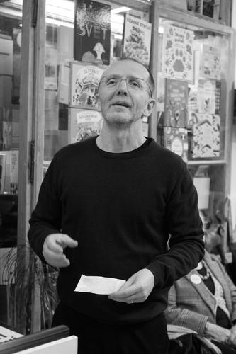 Ad Literatura Viktora Karlíka (Jiří Brabec, Michael Špirit, Marek Vajchr + fotoreportáž)