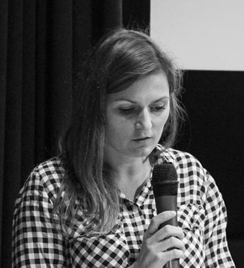 Fotografie z Konference Stankovič a Večera RR | Tereza Šnellerová, foto Ondřej Přibyl