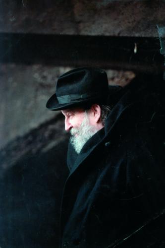 Vzpomínka na Andreje Stankoviče | Andrej Stankovič, 2000, foto O. Němec