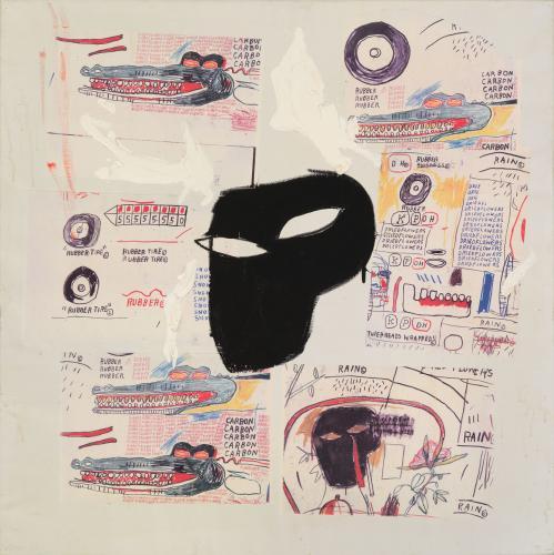 TŘI/III. | Jean-MichelBasquiat