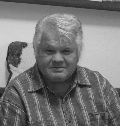 Opožděně k úmrtí Rudolfa Berezy   Rudolf Bereza v Hlubočkách v roce 2011, foto Vít Lucuk, archiv Post Bellum