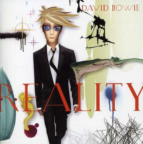 Škrtni, co se nehodí!  (David Bowie / Jonathan Barnbrook – The Next Day) | David Bowie, Reality (2003)