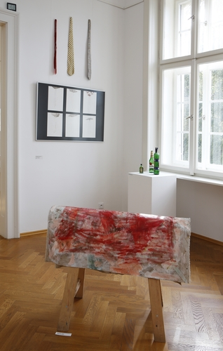 Řeč ze zahájení výstavy Jana Steklíka v Becherově vile (Galerie umění Karlovy Vary, 11. 9. – 8. 11. 2020)