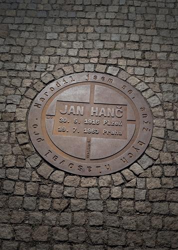 Jan Hanč a Plzeň (Petr Jindra, Viktor Karlík) | Viktor Karlík – Cesta Jana Hanče (foto Ondřej Přibyl)