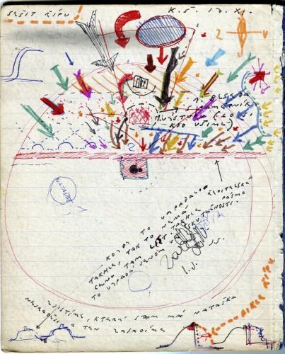 Tato víra je i pozadím roudnické výstavy (rozhovor s Duňou Slavíkovou) | Křižovnický sešit Řípu 1970