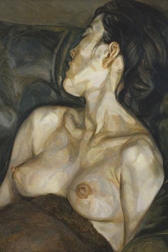 TŘI/III. | Lucian Freud, Těhotná dívka