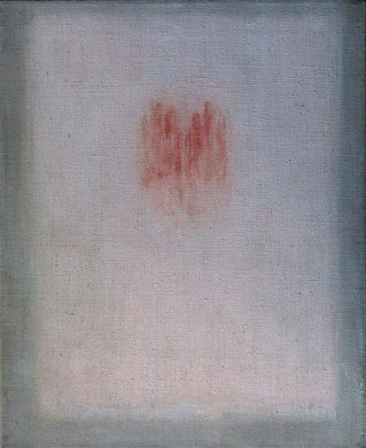 Ohlédnutí za malířkou Romanou Královou | Ruce (Ručičky), nedatováno, olej, plátno, 45 x 55