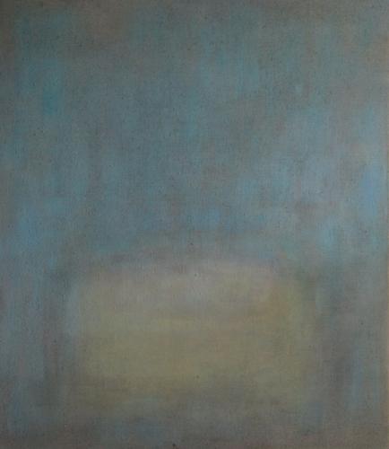 Ohlédnutí za malířkou Romanou Královou | Bez názvu, nedatováno, olej, plátno, 114 x 136, patrně poslední velký obraz