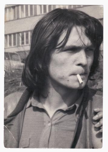 OTÁZKA / Zuzana Josková | Jiří Josek, 70. léta, foto archiv rodiny