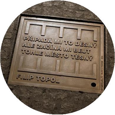 Den anoc (před padesáti lety se 12. června narodil Filip Topol)