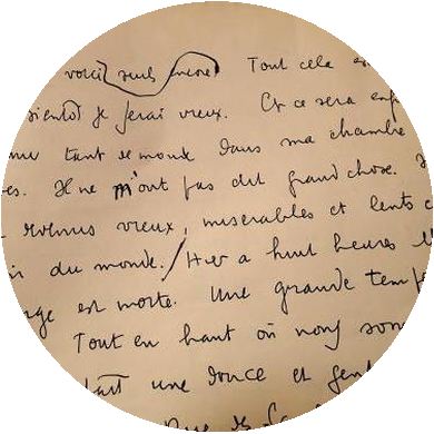 """""""heleďte, co kdybyste mi něco vrátili!..."""" (""""Metr krychlový""""nalezených rukopisů L. F. Célina mění asceluje podobu jeho díla)"""