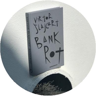 Viktor Šlajchrt – Umění úniku (léto sčeskou prózou zRevolveru)