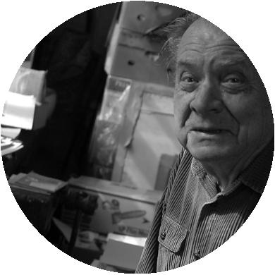Zemřel Ivo Vodseďálek (8. 8. 1931 – 19. 9. 2017)