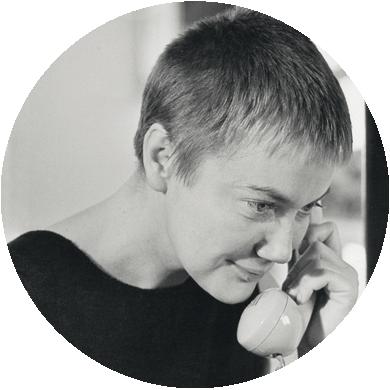 Ludmila Vachtová (24. 9. 1933 Beroun – 23. 7. 2020 Curych)
