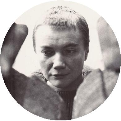 Ludmila Vachtová (nejen) vpadesátých letech